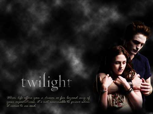 wallpaper twilight edward. bella and edward wallpaper