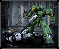 The Worlds Best Photos Of Helldiver And Revoltech