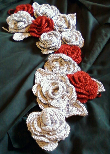 Crochet Pattern Central - Free Rose Crochet Pattern Link Directory