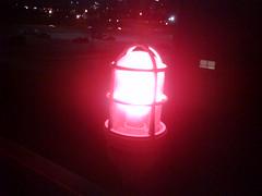 (arielwaldman) Tags: airport kansascity redlight downtownairport