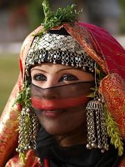 Yemeni bride costume (Khalid Alkainaey  ) Tags: life travel people woman tourism girl beauty face photography bride costume image muslim islam picture middleeast arabic arab yemen sanaa  yemeni yaman      ymen   jemen  arabiafelix      arabianpeninsula  iemen           yemenphotos     republicofyemen     yemenpicture     khalidalkainaey  yemeniamagazine   traditionalcostumeofyemen yemenimages