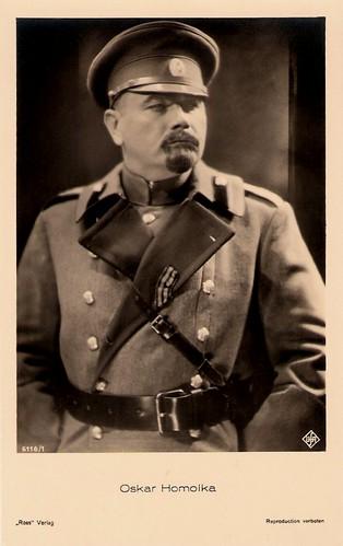 Oskar Homolka