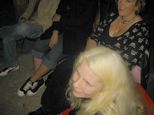 20081115 - SubGenius Devival in Baltimore - 171-7154 - Carolyn - please click through to leave a comment on FlickR