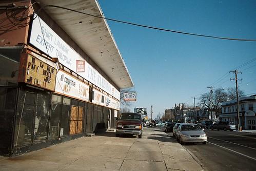 61st and Lancaster Ave Philadelphia