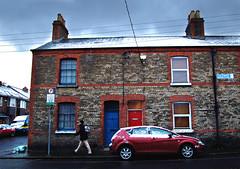 Snowy Stoneybatter (Red Mum) Tags: ireland dublin snow irishblogs 365 letitsnow redmum stoneybatter
