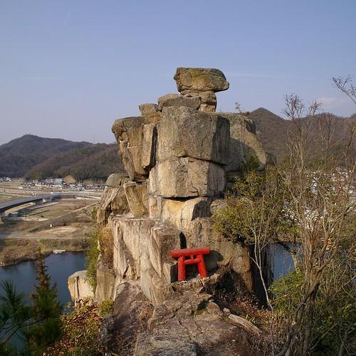 石畳神社 #1