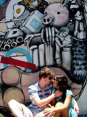 Amor (DeniSomera) Tags: amor casal tempo drummond agora poema apaixonados