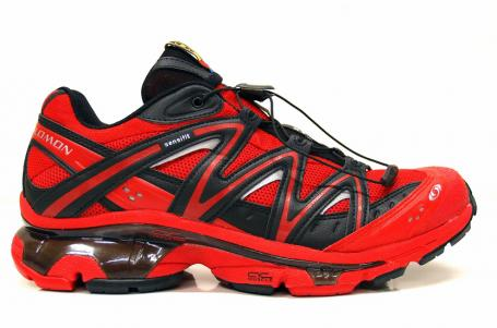TEST: Salomon XT Wings - z hor do nížin