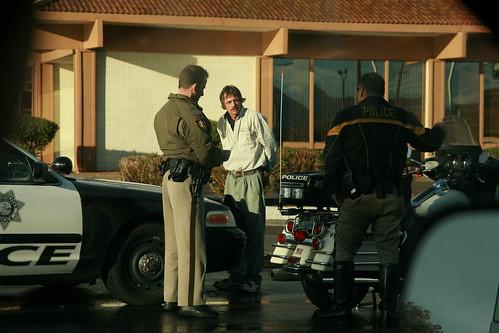 LVMPD Arrest