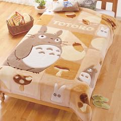 """wishlist: totoro """"full"""" blanket (iheartkitty) Tags: wishlist totoro tonarinototoro"""
