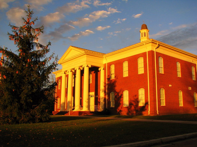 Grundy County Courthouse 6