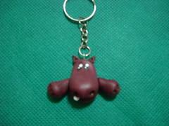 llavero (.:Alma:.) Tags: hipo llavero hipopotamo