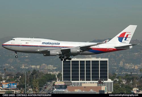 Malaysia B744 9MMPL