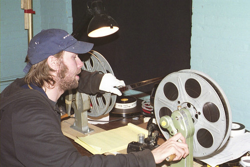 35mm Film Archiving - March 2009