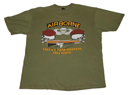 Vintage Airborne T-shirt