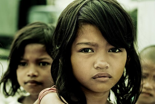 The street kids of Kota Kinabalu