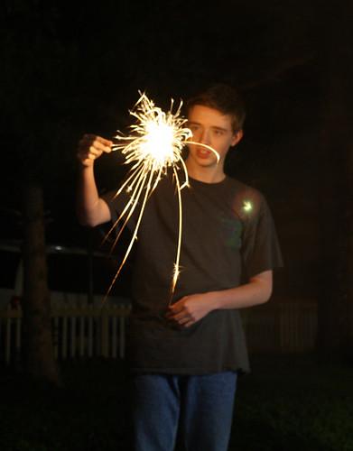 sparklers - c