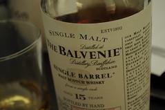 Balvenie, 15 year