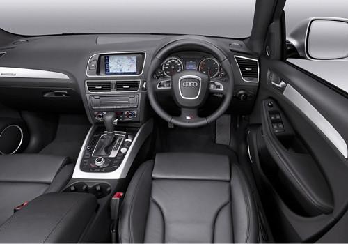 audi q5 interior. Audi Q5 Front Seats Interior