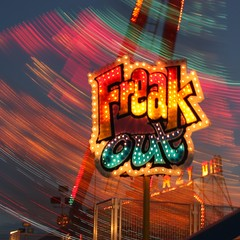 Freak Out! (Jadydangel) Tags: longexposure carnival light sky night lights rainbow trails motionblur midway countyfair multicolor oohshiny freakout squareish midwayrides platinumheartaward notexplored jadydangel crazydice