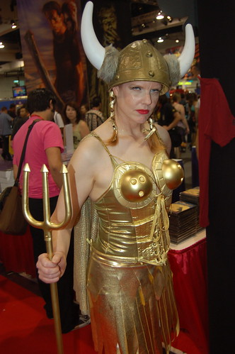 Comic Con 2009: Dream Woman