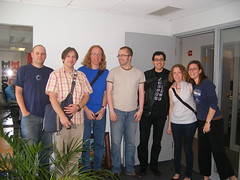 Dan Cederholm, Jeremy Keith, Eric Meyer, Ethan Marcotte, Tantek Çelik, Nicole Sullivan, Wendy Chisholm