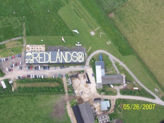 Redlands Hangar and Airfield