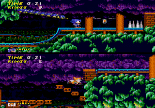 Sonic 2 - Two Player