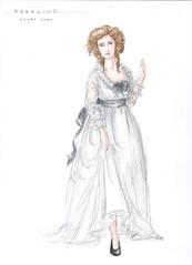 Rosalind, court look