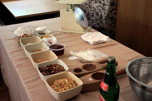 Big Boys Oven mooncake ingredients