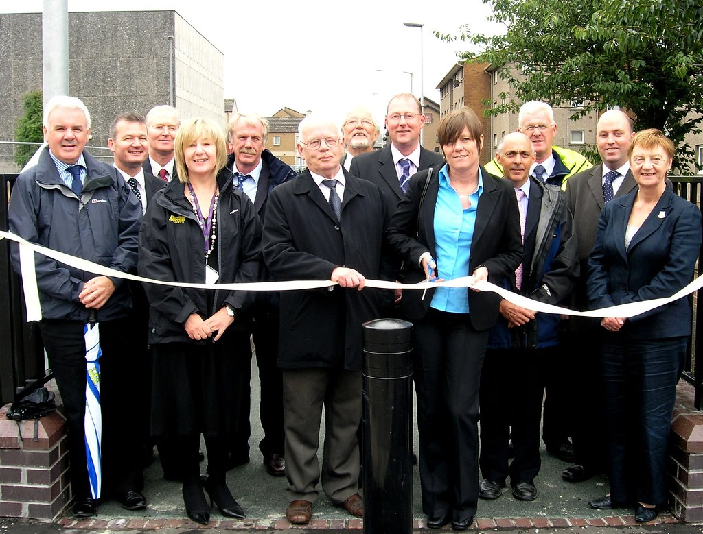 South Ayrshire Council refurbish King Street underpass in Ayr