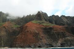Site of 1984 landslide (Joyce and Steve) Tags: hawaii kauai napalicoast