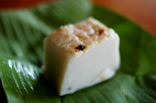 Alawa, a Shan/Thai Yai sweet, Mae Hong Son