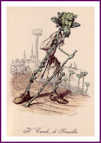 016-Drôleries végétales, ou L'Empire des légumes- Pierre Amédée Varin