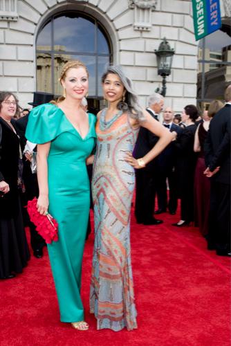 Sonya Molodestkaya and Deepa Pakianathan