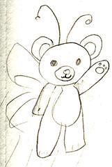 D&D Sketch: Bugbear