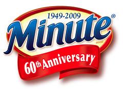 Minute Rice 60 Years
