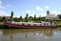 PAris et la Bourgogne numero 2 127 (Lucky B) Tags: france pniche barge bougogne