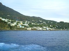Panarea from the Ferry (Adrienne's Vacations) Tags: panarea