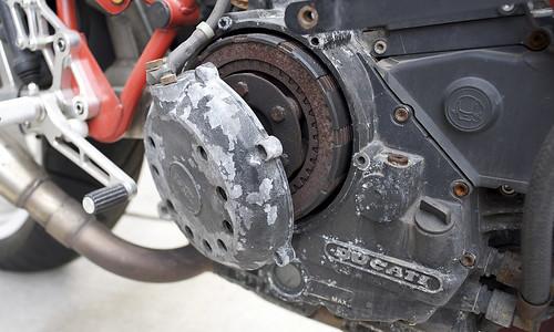 Ducati 900SS Repair #1