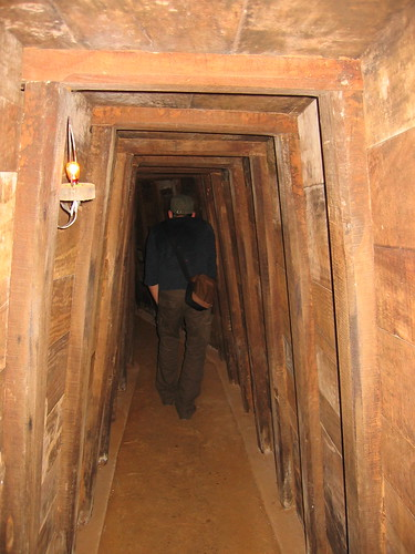 Túnel de Vinh Moc