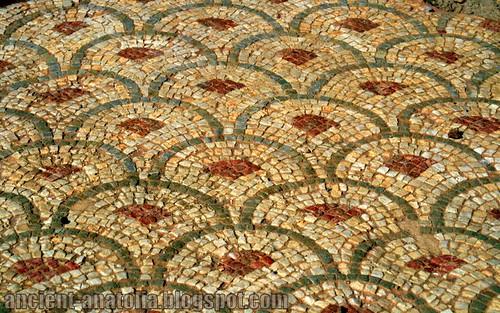 Mosaics of Arykanda