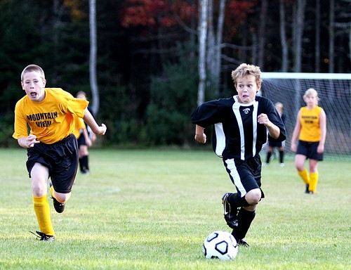 Lemoine vs Mountain View - Soccer