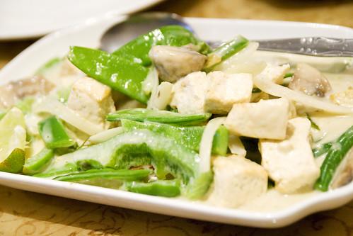Jungle Tofu