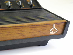 Atari 2600 by moparx, on Flickr