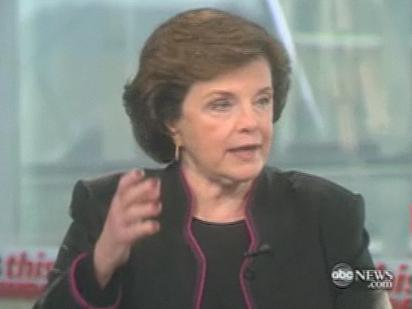 "Sen Feinstein: ""We're Retreating"" In Afghanistan"