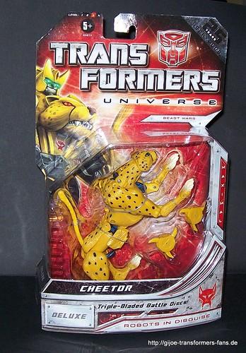 Cheetor Universe Classics 2.0 Deluxe Transformers 001