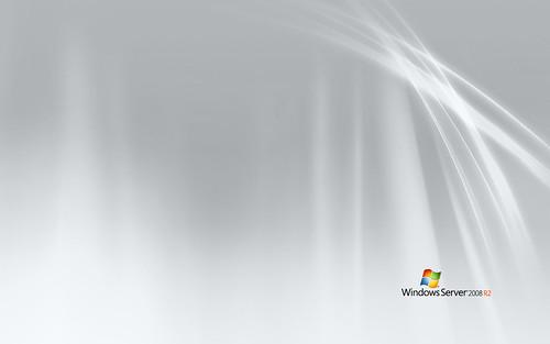 Windows Server 2008 R2 by Hoshino Asami.