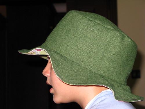 yeşil şapka ,yeşil oğlan