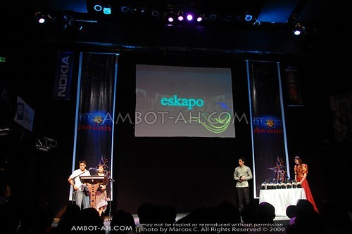 Finally! Experiences at the Philippine Blog Awards 2009 – Awards Night